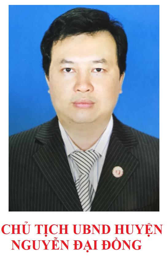 Chủ tịch Nguyễn Đại Đồng